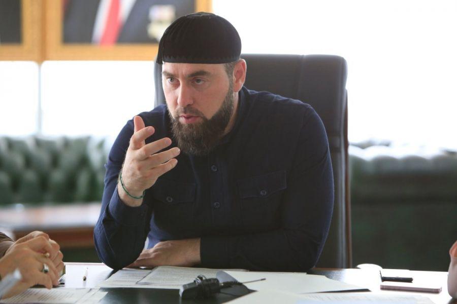 «Это большое доверие со стороны руководства, которое я стараюсь оправдать», - Рустам Абазов о работе Департамента и не только