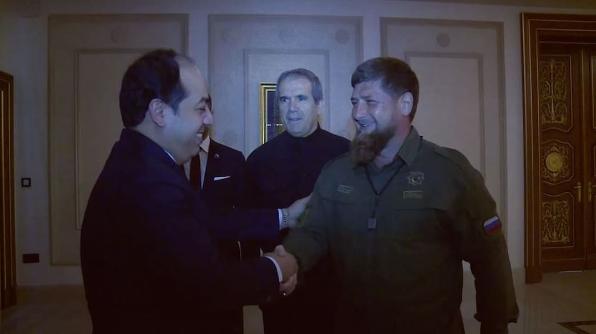 Рамзан Кадыров рассказал об одном из любимых мест туристов в Грозном