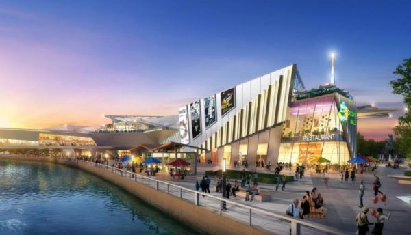 Крупнейший торговый центр на Северном Кавказе «Грозный Молл» откроется в 2019 году