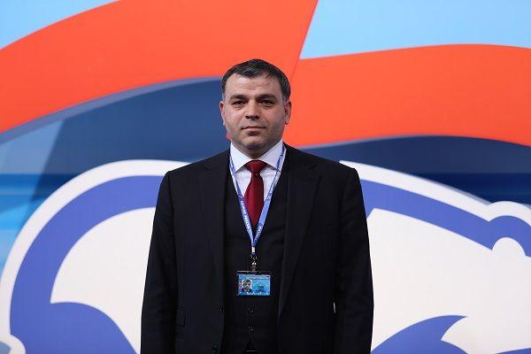 Заурбек Саидов: Работа дискуссионных площадок партийного Съезда выявила первостепенные задачи «Единой России»
