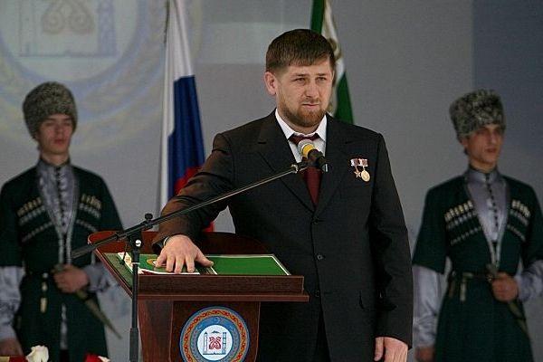 Кадыров подвел результаты десятилетия напосту руководителя Чечни
