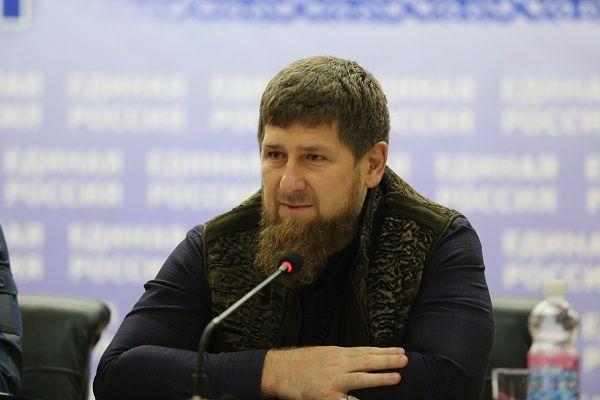 Рамзан Кадыров вошел в новый состав Высшего совета Партии «Единая Россия»