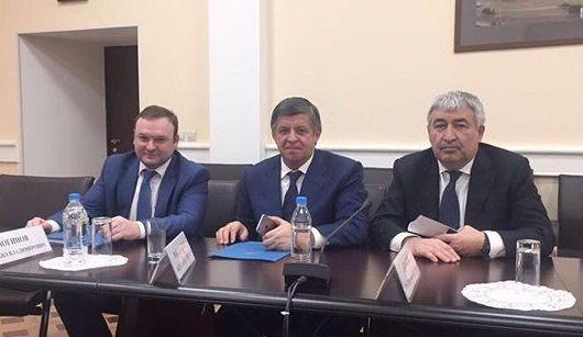 В Минстрое России обсудили оползнеопасные зоны Чечни