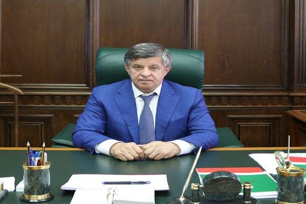 А.А. Магомадов: «Уверен, что 2017 год будет насыщен новыми достижениями!»