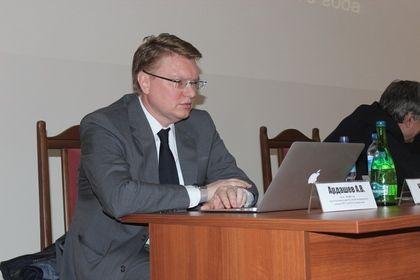 На фото: профессор, доктор медицинских наук Андрей Ардашев
