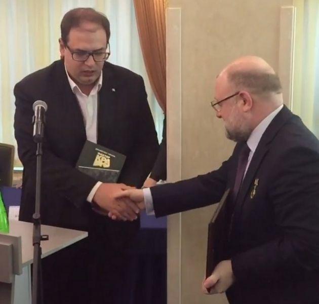 Джамбулат Умаров стал лауреатом ХI Международного конкурса научных работ по кавказоведению