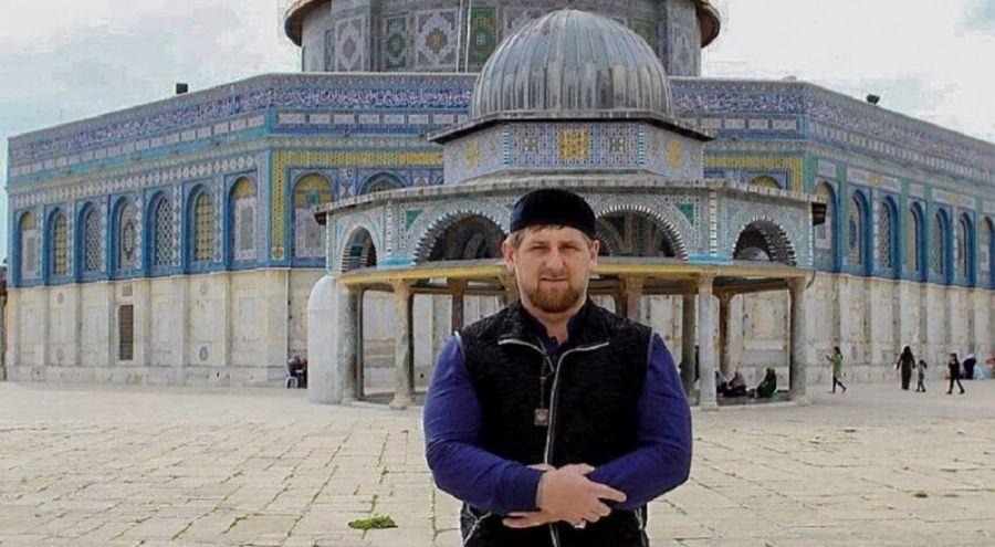 Еврейская община Чечни поддержала Рамзана Кадырова в урегулировании конфликта с закрытием мечети Аль-Акса (+видео)