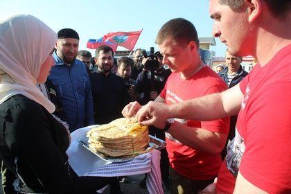 В Чечню прибыли участники общественно-патриотического проекта «Звезда нашей Великой Победы»
