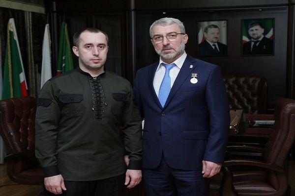 Валиду Зайналабдиеву присвоено звание почетного гражданина города Грозного
