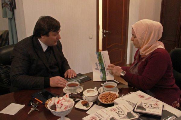 Руководство чеченской и ингушской госфилармоний договорилось о сотрудничестве
