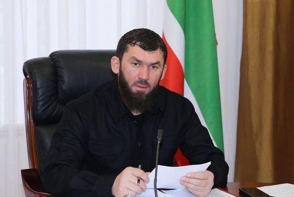 Магомед Даудов вошёл в ТОП-10 медиарейтинга глав законодательных органов субъектов РФ
