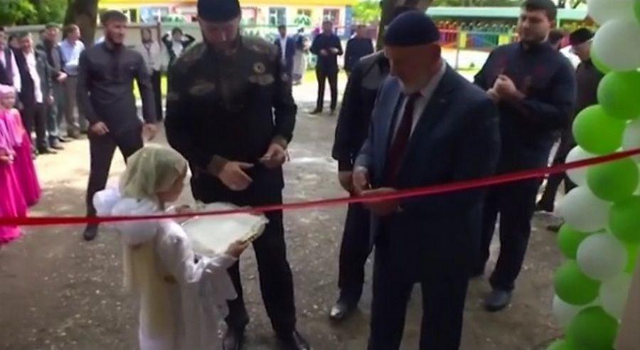 В с. Гехи-Чу открыли ДК после ремонта