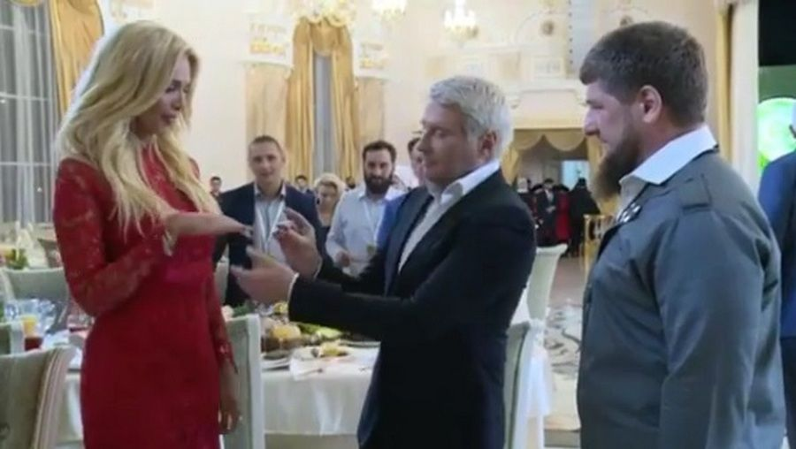 Рамзан Кадыров объявил дату свадьбу Баскова и Лопыревой