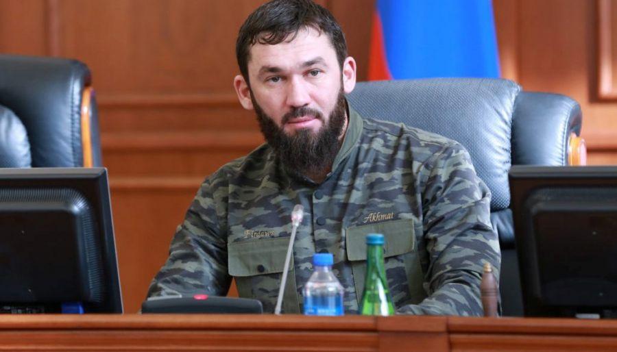 Магомед Даудов: Работники транспортной полиции Чечни с честью и достоинством выполняют свои служебные обязанности