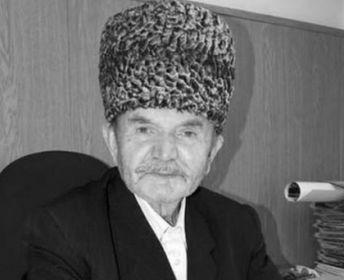 Махмаев Жамалдин (1939 – 2014)