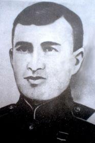 Герой –пулеметчик из Алхазурово