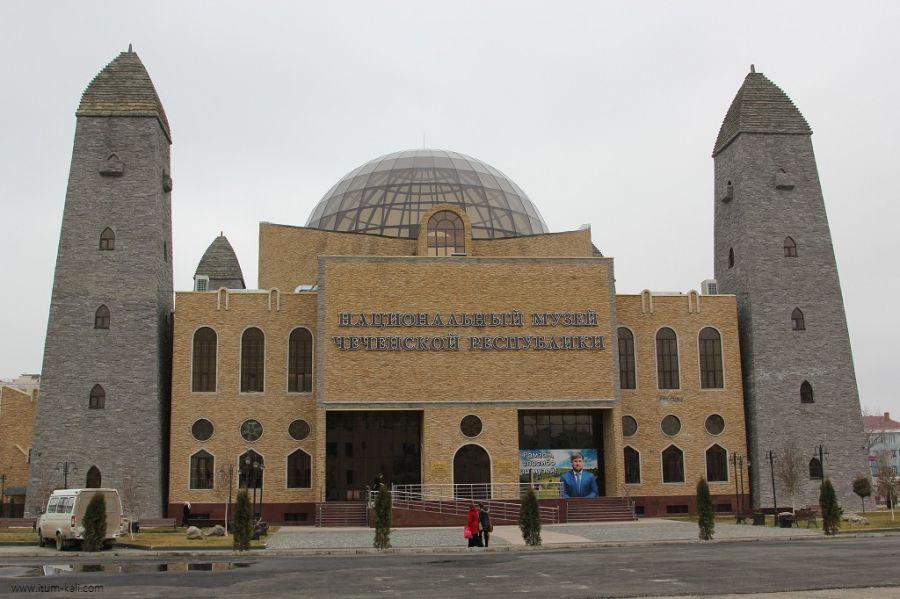 В Национальном музее ЧР проходит выставка декоративно-прикладного искусства «Многоликий Златоуст»