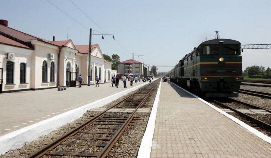Строительство нового железнодорожного вокзала в Грозном начнется в 2018 году