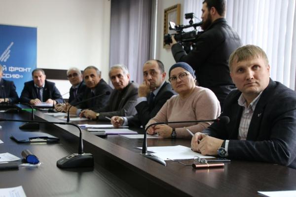 Чеченское отделение ООО «Женщины бизнеса» намерено поддержать приоритетные проекты ОНФ
