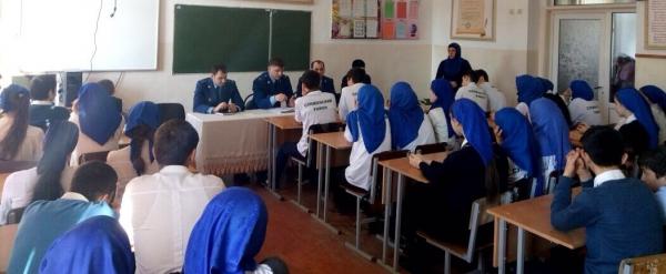 Встреча по профилактике терроризма и экстремизма прошла в Сунженском районе
