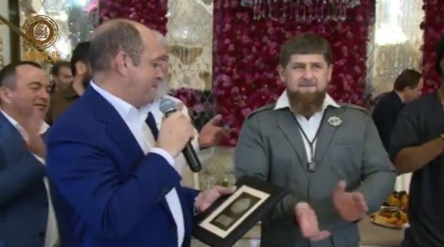 ГрозненскийФК «Ахмат» победил «Амкар» вматче первого тура чемпионата Российской Федерации