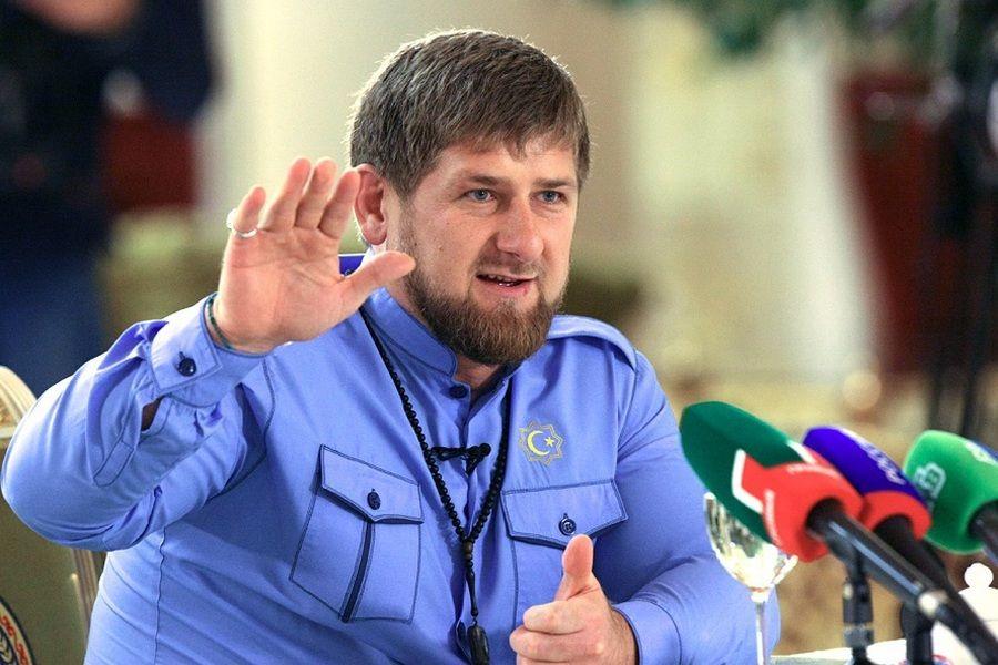 Кадыров пригласил Макрона иМеркель лично проверить ситуацию сгеями вЧечне