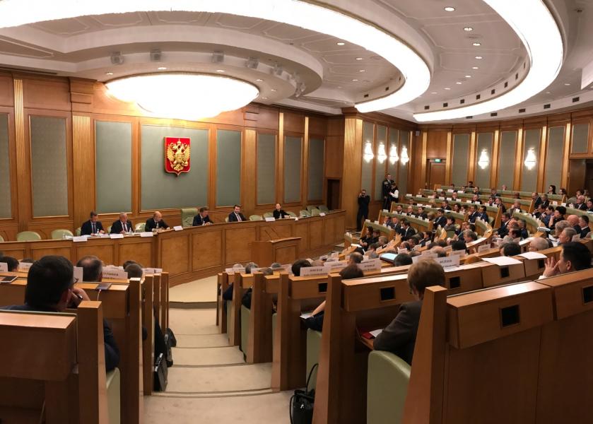 Рамзан Кадыров принял участие вработе Правительственной комиссии порегиональному развитию