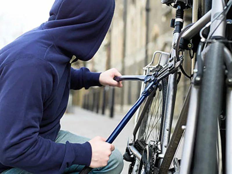 Молодой человек сознался в краже велосипеда