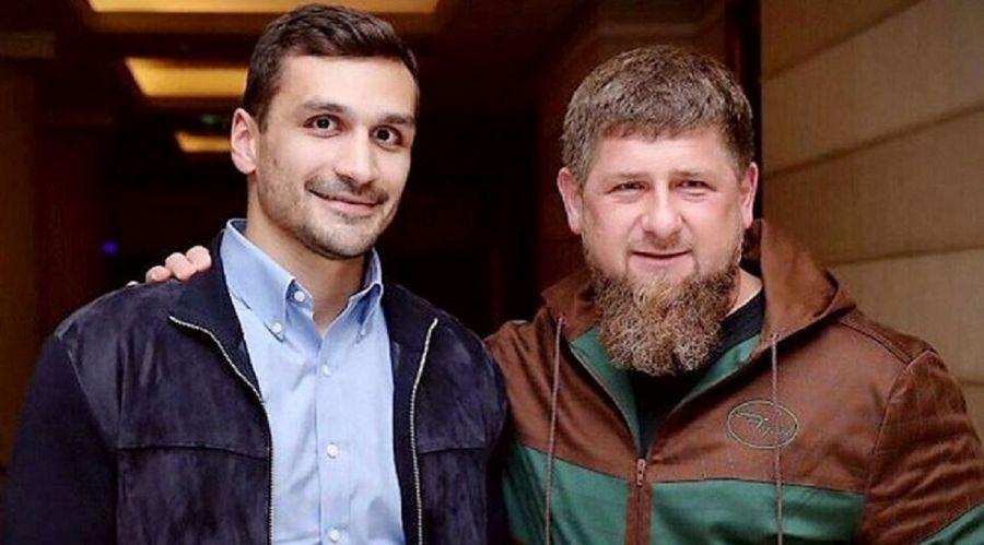 В Чечне побывал глава азербайджанского фонда имени Айдына Курбанова