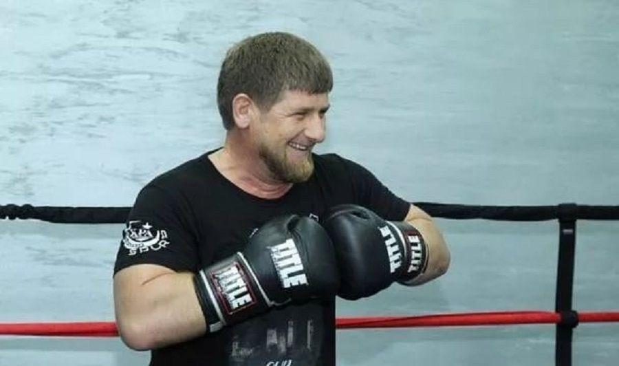 """Рамзан Кадыров: """"Мое сердце принадлежит боксу """""""