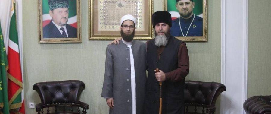 В Чечню прибыл известный знаток шариатских наук