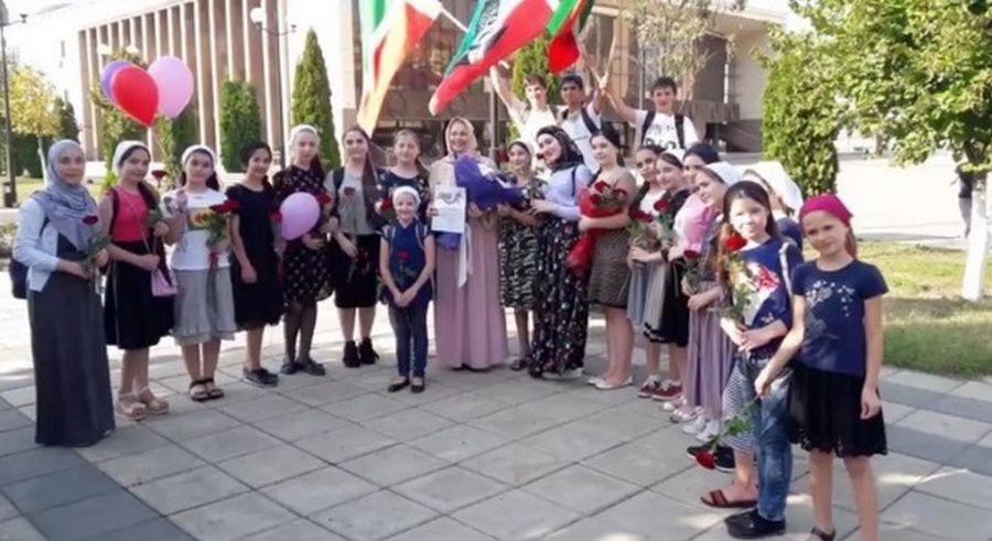 Хор Детской студии «Ихьсан» занял призовое место во Всероссийском хоровом фестивале по СКФО
