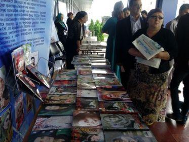 Ярмарка периодических изданий в Грозном