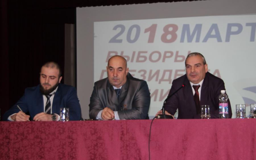 Молодежи Чечни рассказали о значимости предстоящих выборов