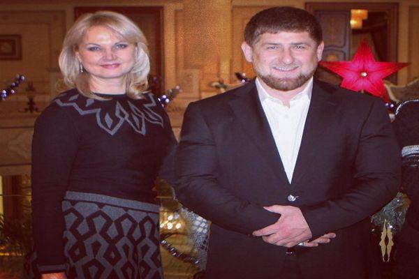 Глава ЧР поздравил с днем рождения Т. Голикову