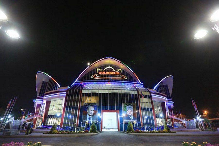 ВЧечне стартовали чемпионат ипервенство РФ покикбоксингу
