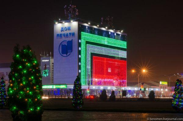 """""""В Грозный можно войти, это мирный город, но уйти, сотворив зло, не удастся никому"""" - Р. Кадыров"""