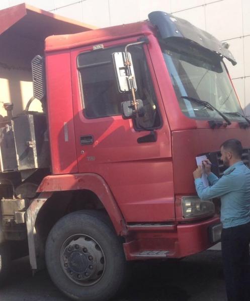 Из - за  крупной    кредитной   задолженности    у жителя  Грозного   арестован  «КАМАЗ»