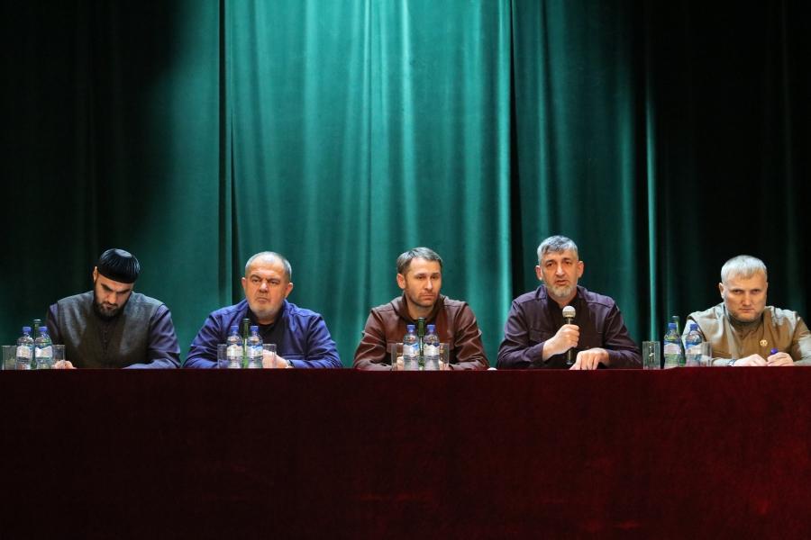 В Чернореченском Доме культуры прошло антинаркотическое мероприятие