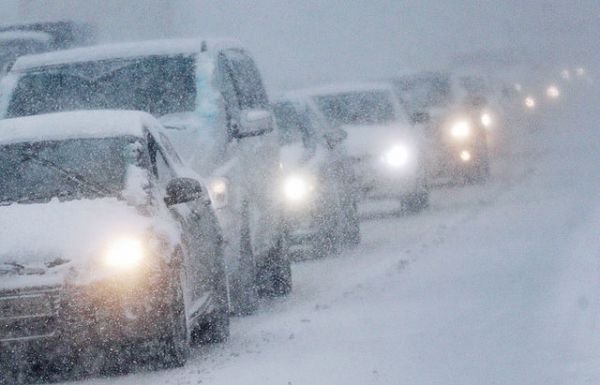 Завтра в Чечне ожидается сильный снег