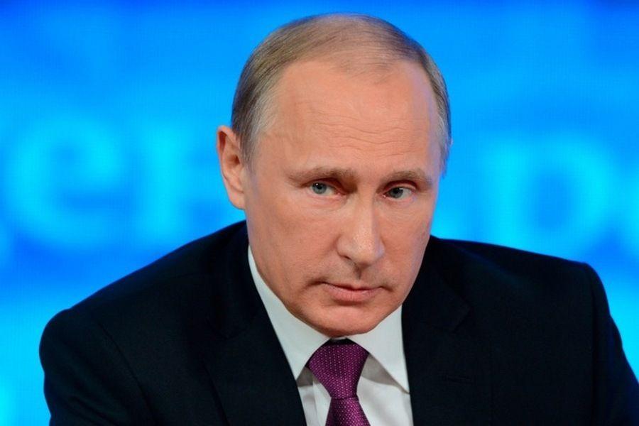 За Путина готово проголосовать 82% россиян