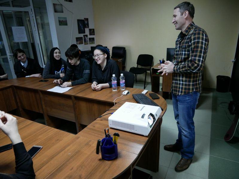 """Известные деятели Чечни рассказали участникам проекта """"Мельница"""" о нюансах своей работы"""