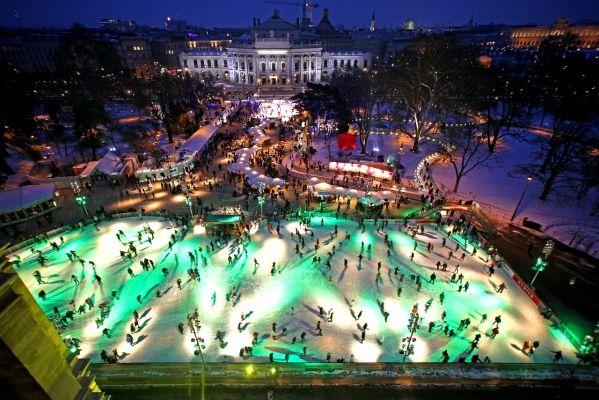 Самый высокий каток в Европе откроется в Москве 15 декабря