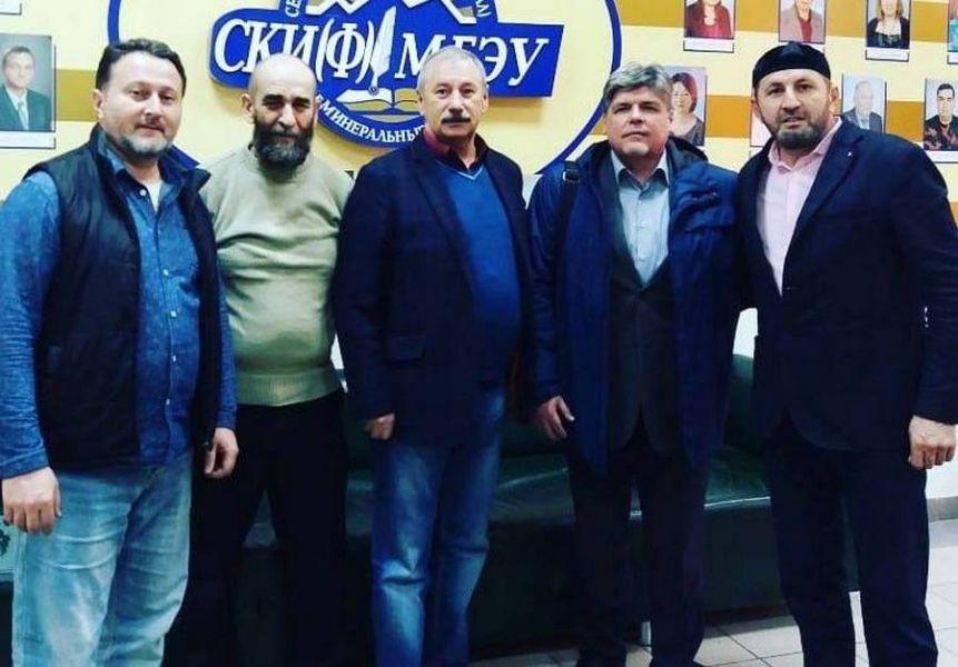 Общественники Чечни и Ставропольского края будут реализовывать совместные проекты