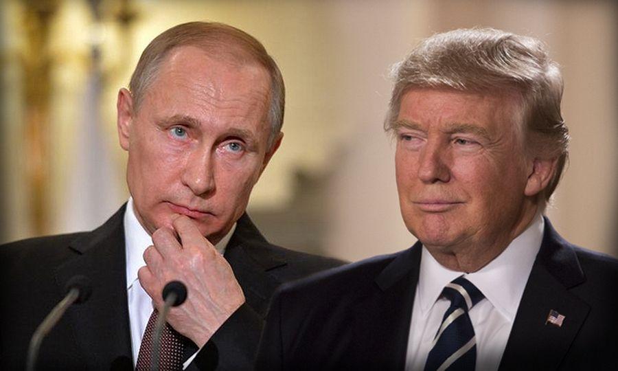 Путин и Трамп впервые встретятся 7 июля