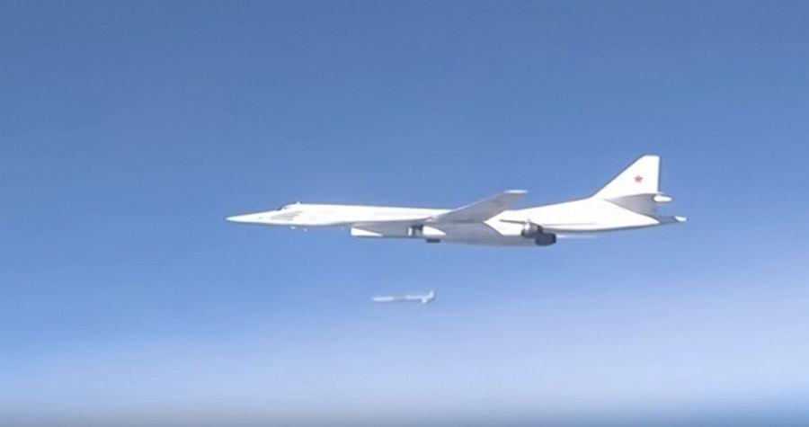 Россия использовала новейшие ракеты Х-101 против ИГ