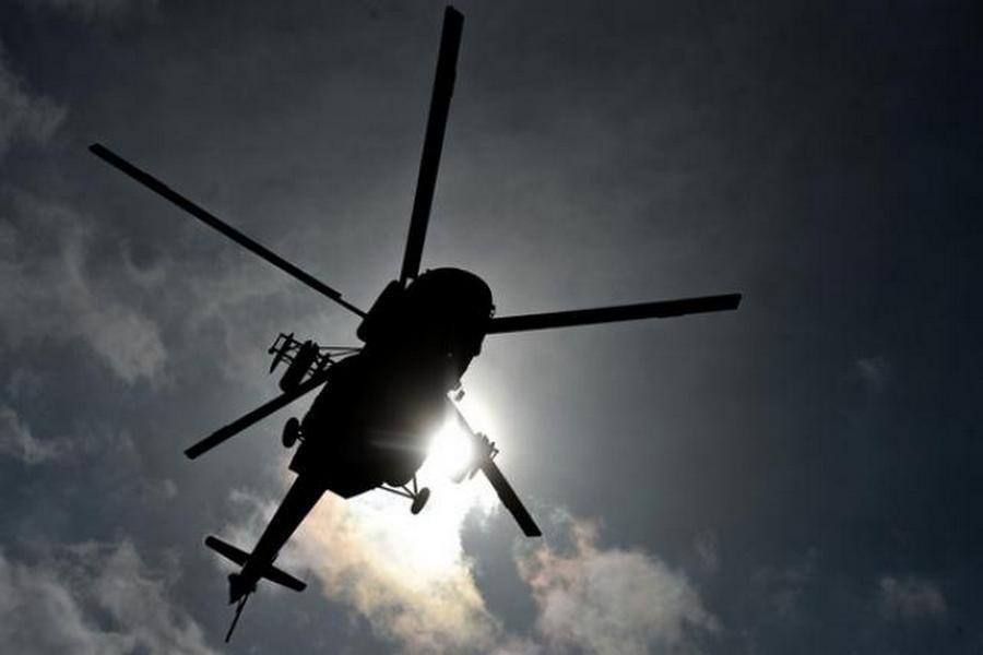 Интерфакс: Три человека погибли при крушении вертолета в Башкирии