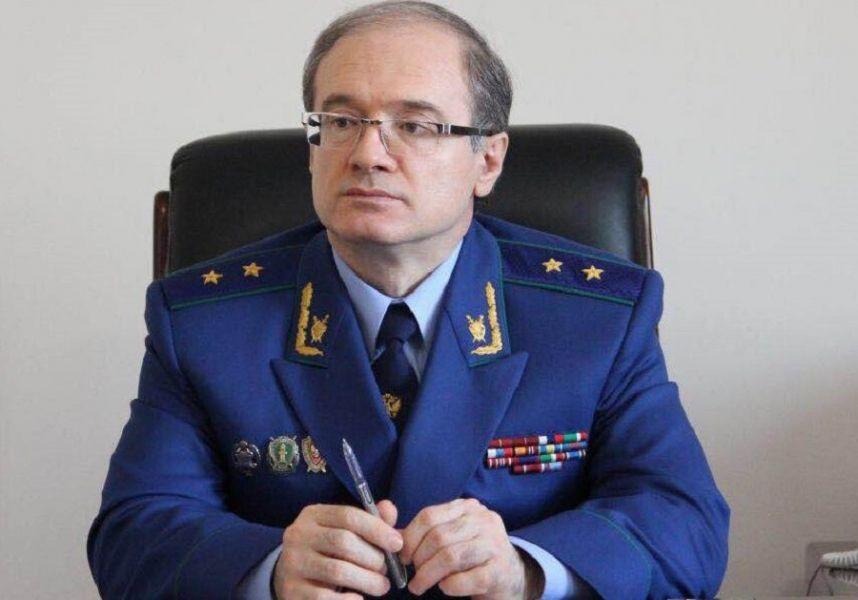 25 сентября прокурор республики проведет прием граждан в приемной Президента РФ в Чечне