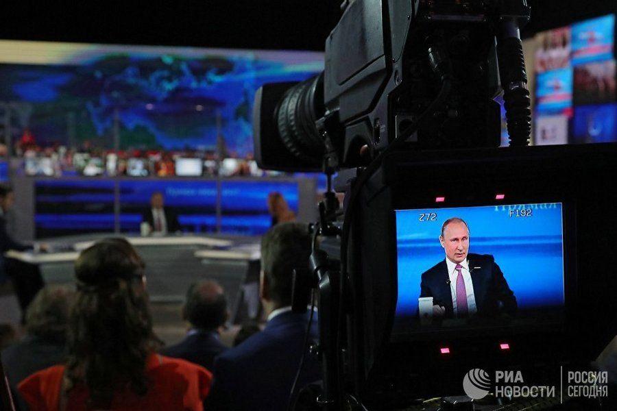 Президент России ответил на вопрос о протестах и диалоге с оппозицией