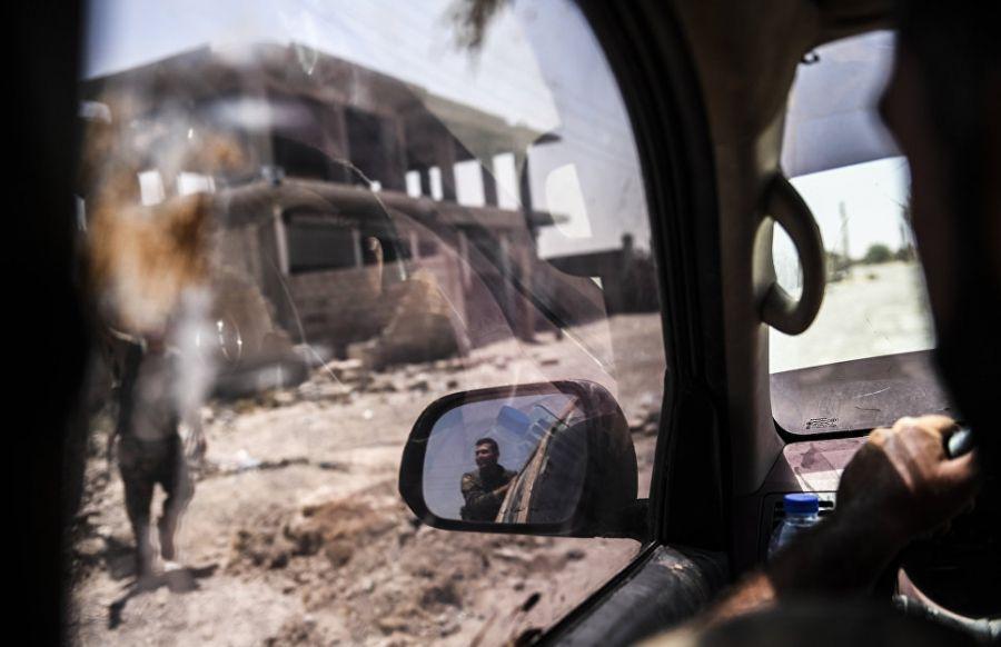 ИГвсирийской Ракке побеждено